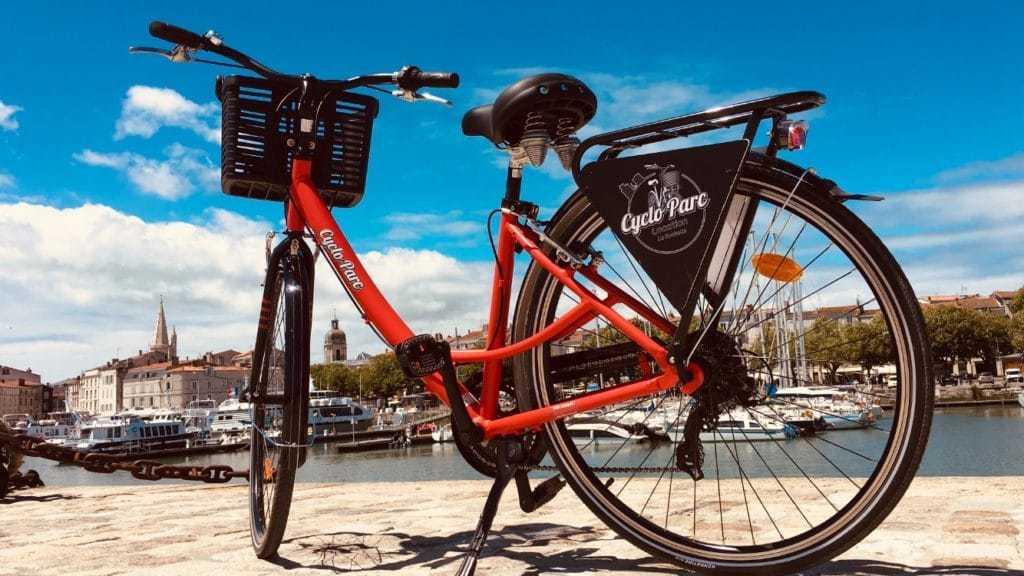 Cyclo Parc — Location de vélos